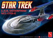 AMT Model kit AMT613 USS Enterprise-E 2009