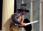 Achilles, gladiator