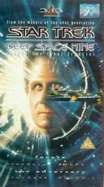 DS9 3.13 UK VHS cover