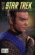 Enterprise Experiment issue 1 photo cover