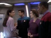 Jadzia muss Entscheidung fällen