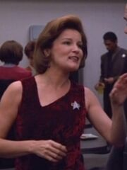 Kathryn Janeway (Hologramm 2374)