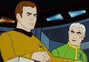 Kirk & April en 2270