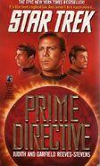 Prime Directive novel