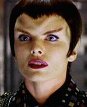 Romulano hembra