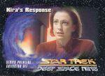 Star Trek Deep Space Nine - Series Premiere Card 38