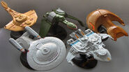 Star Trek Strike Force set