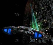 Defiant Borg