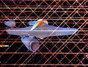 Enterprise Tholianisches Netz
