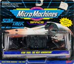 Galoob Star Trek MicroMachines no.65884