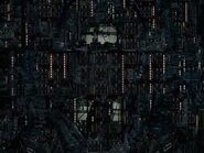 Interior of a Borg cube (Scorpion)