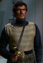Klingon Kang's crewman 12