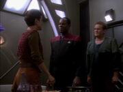 O'Brien soll Kira begleiten