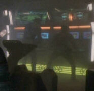 Romulan bridge officers 2371