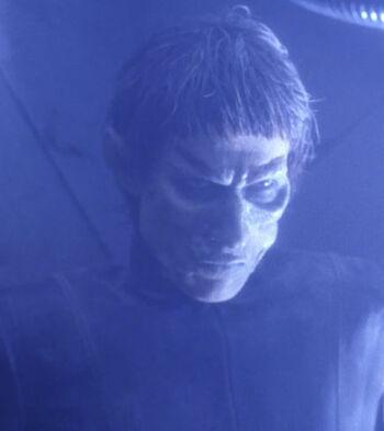 ...as a Vulcan <i>Seleya</i> crewmember