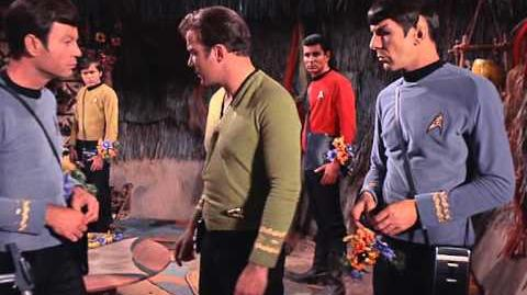 Star Trek - La Pomme (redoublage)