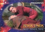 Star Trek Deep Space Nine - Season One Card043