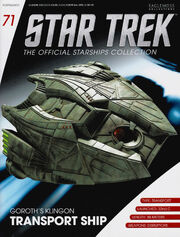 Star Trek Official Starships Collection Issue 71