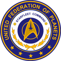 Starfleet Seal alternate reality
