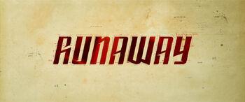 Runaway title card