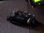 Borg synaptic relay