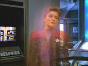 Captain Janeway verschwindet