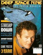 DS9 Poster Magazine issue 7 cover