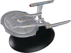 Eaglemoss 4 Enterprise NX-01