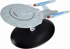 Eaglemoss USS Enterprise-C Probert concept