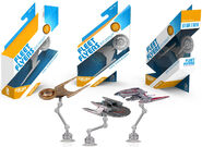 Gentle Giant Toys Star Trek DIS Fleet Flyers