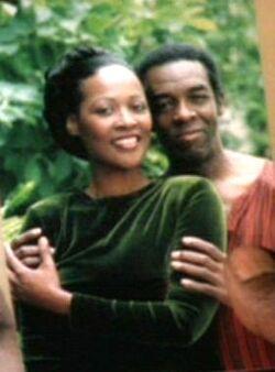 Joseph and Sarah Sisko