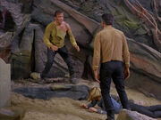 Kirk versus Mitchell
