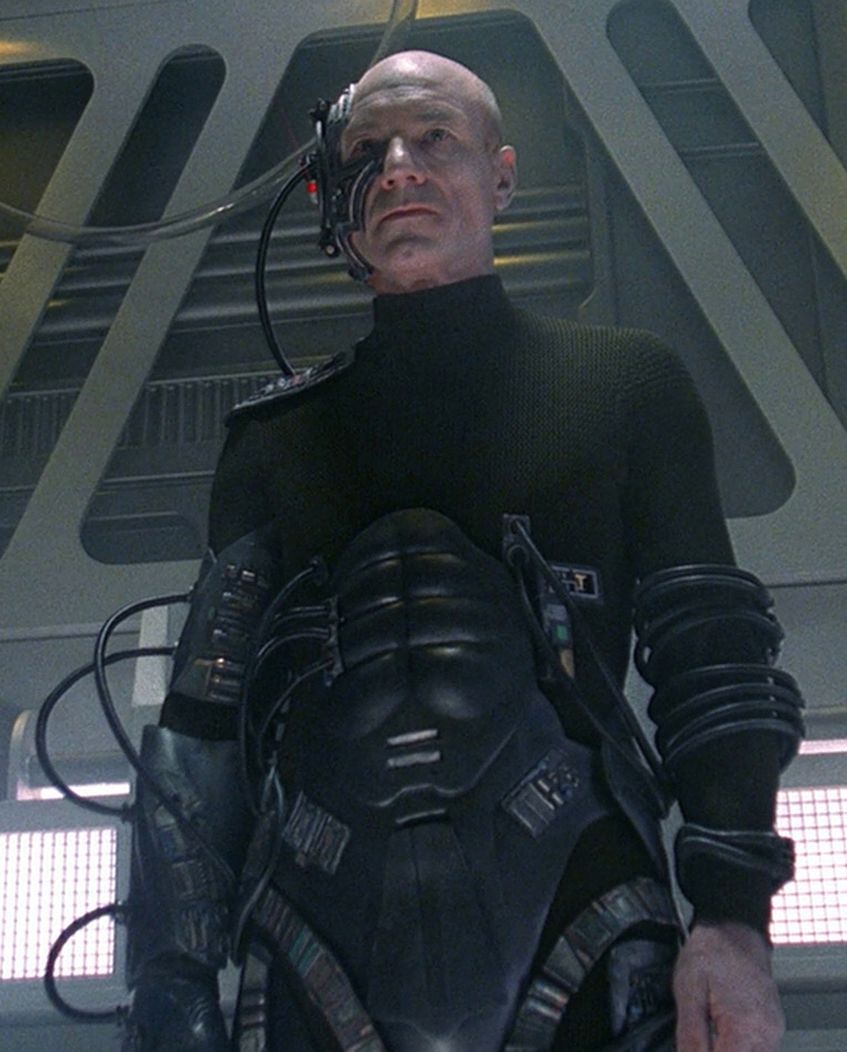 Locutus of Borg | Memory Alpha | FANDOM powered by Wikia