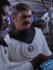 Scotty im Maschinenraum