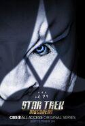 Star Trek Discovery Season 1 Voq poster