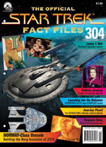Star Trek Fact Files Part 304 cover