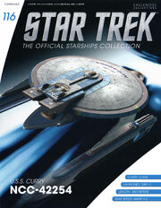 Star Trek Official Starships Collection issue 116