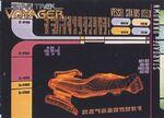 Star Trek Voyager Season Two Trading Card 117