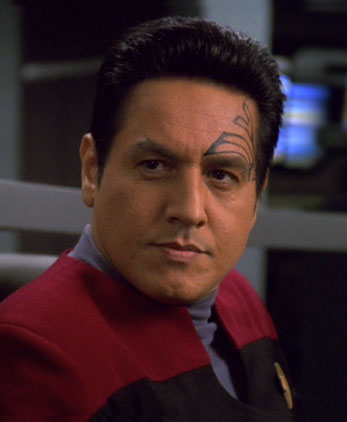 "Commander Chakotay (<a href=""/wiki/2377"" title=""2377"">2377</a>)"