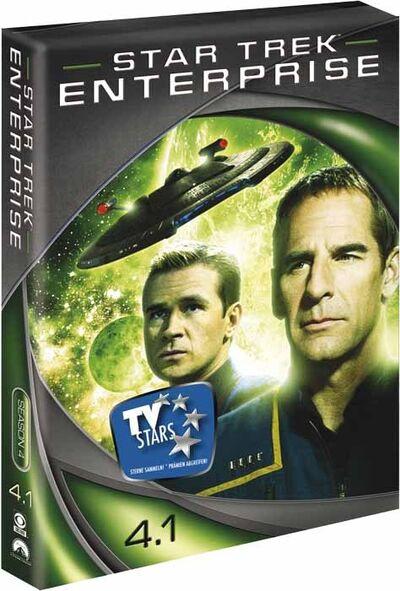 ENT Staffel 4-1 DVD