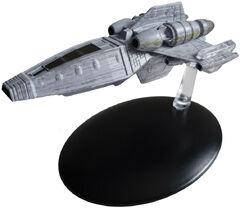Eaglemoss 169 Kes' Starship