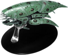 Eaglemoss 39 Romulan Drone Ship