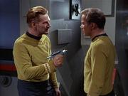 Finney bedroht Kirk