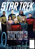 Star Trek Magazine US issue 51 DST3 cover