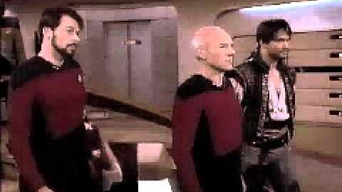 TNG 2x04 'The Outrageous Okona' Trailer