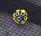 Tennisball modern