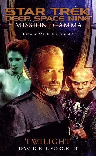 Twilight novel cover
