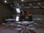 USS Defiant mess hall