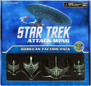 WizKids Attack Wing Romulan Faction Pack