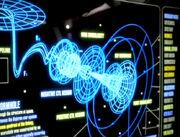 Bajoranisches Wurmloch Aufbau Schema